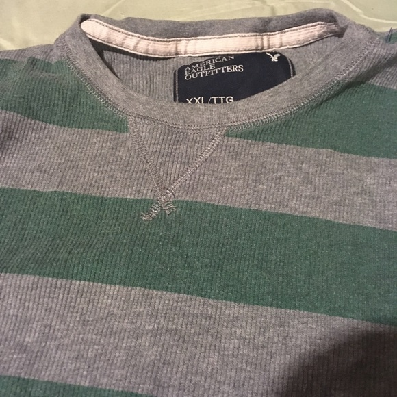 American Eagle Outfitters Other - American Eagle Outfitters vintage fit striped XXL